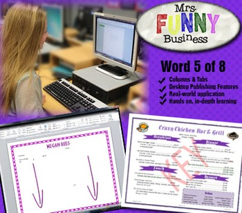 Microsoft Word 2010 Video Tutorial Lesson 5 of 8 - Menu