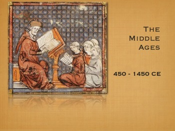 Middle Ages (Medieval Era) Music Part 1 Presentation - PDF