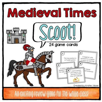 "Middle Ages ""SCOOT!"""