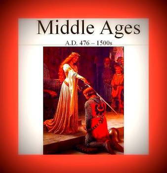 Middle Ages, medieval times - presentation