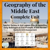 Middle East Geography COMPLETE Unit
