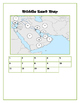 Middle East Geography - Map Assessments