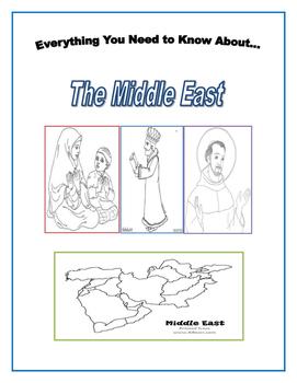 Middle East Lesson Bundle!