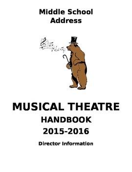 Middle/High School Musical Theatre Handbook