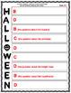 Middle School Halloween Activity - Scientific Investigatio