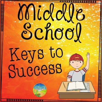 10 Middle School Keys to Success