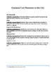 Middle School Novel Study (SARAH PLAIN AND TALL)--Common C