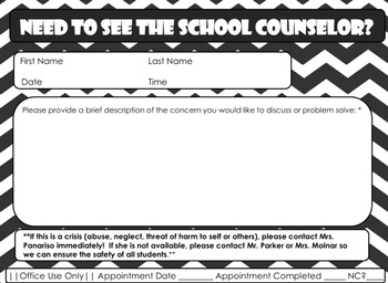 Middle School Referral Form