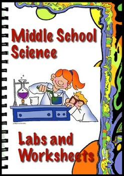 Middle School Science Labs and Worksheets