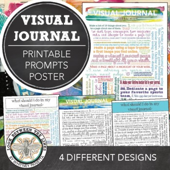 Middle School and High School Art Education: Visual Journa