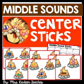Middle Sound Center Sticks