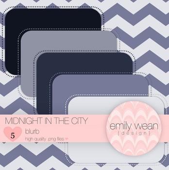 Midnight in the City - Blurb FREEBIE