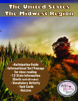 Midwest Region of the US Unit
