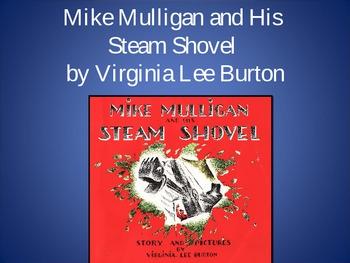 Mike Mulligan and His Steam Shovel, Text Talk, Collaborati