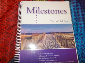 Milestones Teacher's Edition