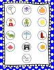 Milk Bottle Cap Letter/ Letter Sounds Game