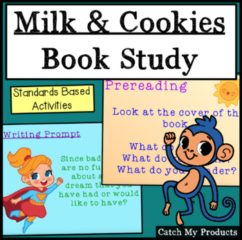 Milk and Cookies by Frank Asch Power Point