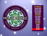 Millionaire PowerPoint Template - Plays Like Who Wants to
