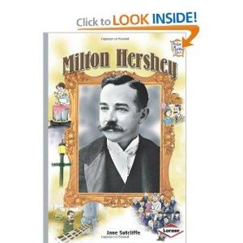 Milton Hershey Bio Questions Chapter 3