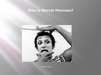 Miming History: Marcel Marceau & Charlie Chaplin