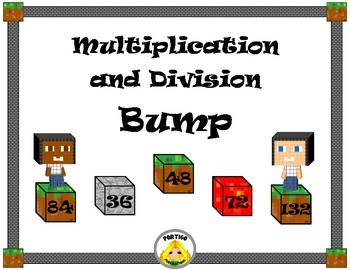 Grid Kids Multiplication and Division Bump