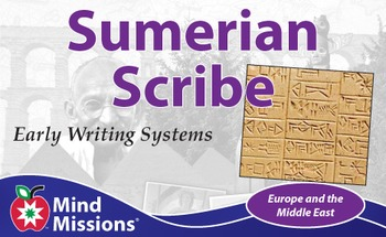 Mind Missions: Sumerian Scribe