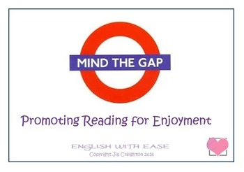Mind The Gap: Reading activity booklet for Year 6 & 7 / Gr