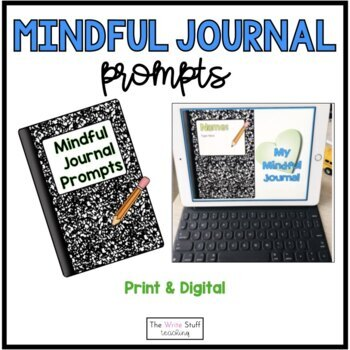 Mindful Journal Prompts