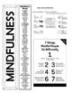 Mindfulness Notes and Activities