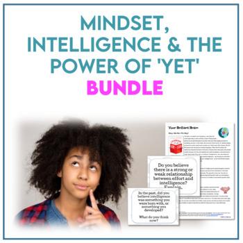 Mindset, Intelligence & The Power of 'Yet' BUNDLE