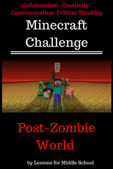 Minecraft Challenges - Post Zombie World