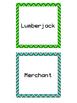 Minecraft Classroom Theme - Jobs
