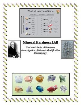 Rocks and Minerals:  Minerals Game -Hardness Range LAB (Sc