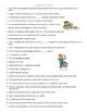 Minerals - Word Search Enigma