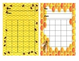 Mini Charts, Desk Nameplates - BEE Theme
