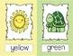 Mini Color Poster Set