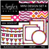 Mini Design Set 4 {Graphics for Commercial Use}
