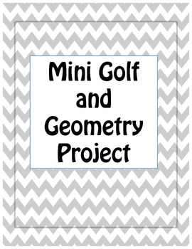 Mini Golf Geometry Project