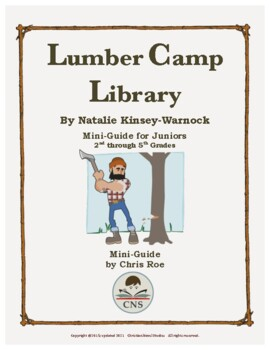 Mini-Guide for Juniors: Lumber Camp Library Interactive