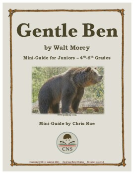 Mini-Guide for Juniors: Gentle Ben Interactive