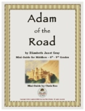 Mini-Guide for Middlers: Adam of the Road Interactive