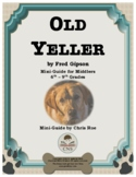 Mini-Guide for Middlers: Old Yeller