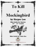 Mini-Guide for Seniors: To Kill a Mockingbird Interactive