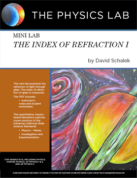 Mini Lab: The Index Of Refraction I
