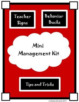 Mini Management Kit