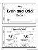 Mini Math Books FREEBIE!!