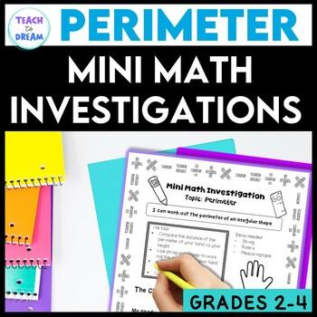 Mini Math Investigations: Perimeter, Perimeter Tasks and A
