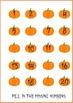 Mini Pumpkin Math Unit