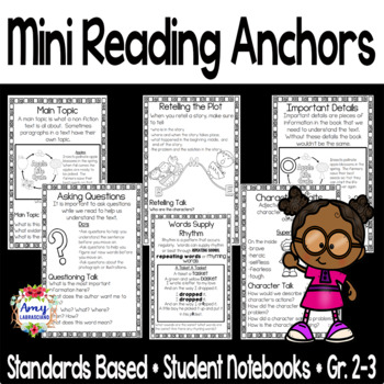 Mini Reading Anchors