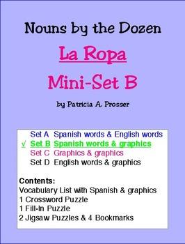 Mini-Set B La Ropa